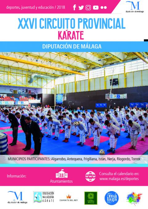 Cartel karate 18