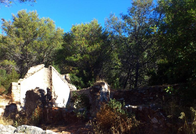 Imagen de GR 249. Stage 31. Marbella - Ojén. Ruins of the Hermitage of the Monks