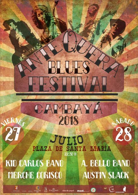 Antequera Blues Festival 2018