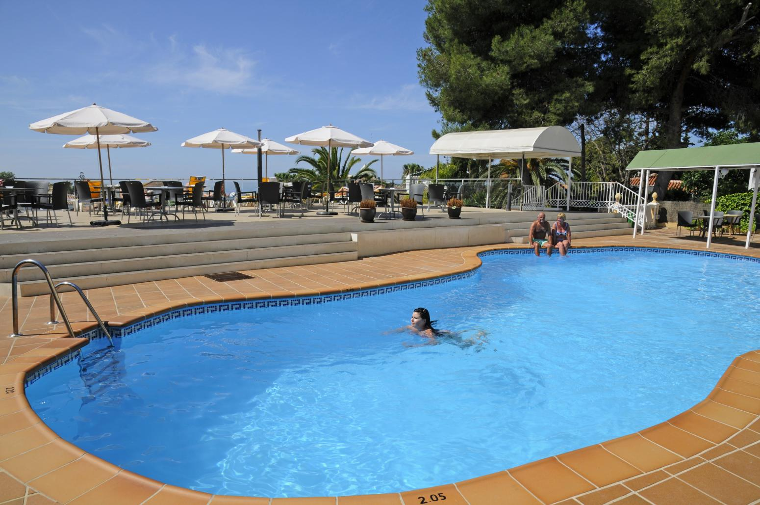 Hotel Nerja Club (Nerja). Pool 3