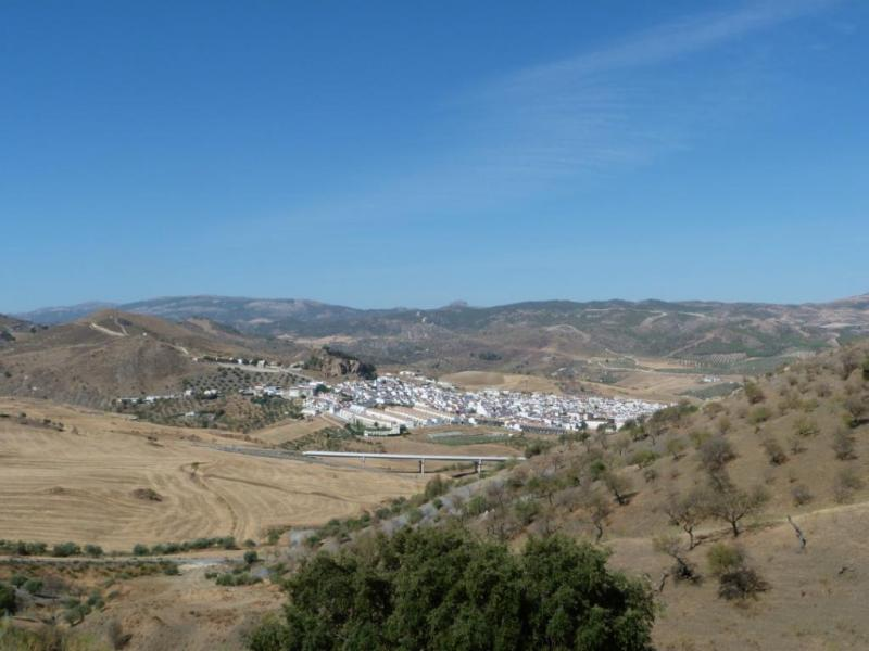 GR 249. Stage 21: Estaci�n de El Chorro - Ardales - Great M�laga Path