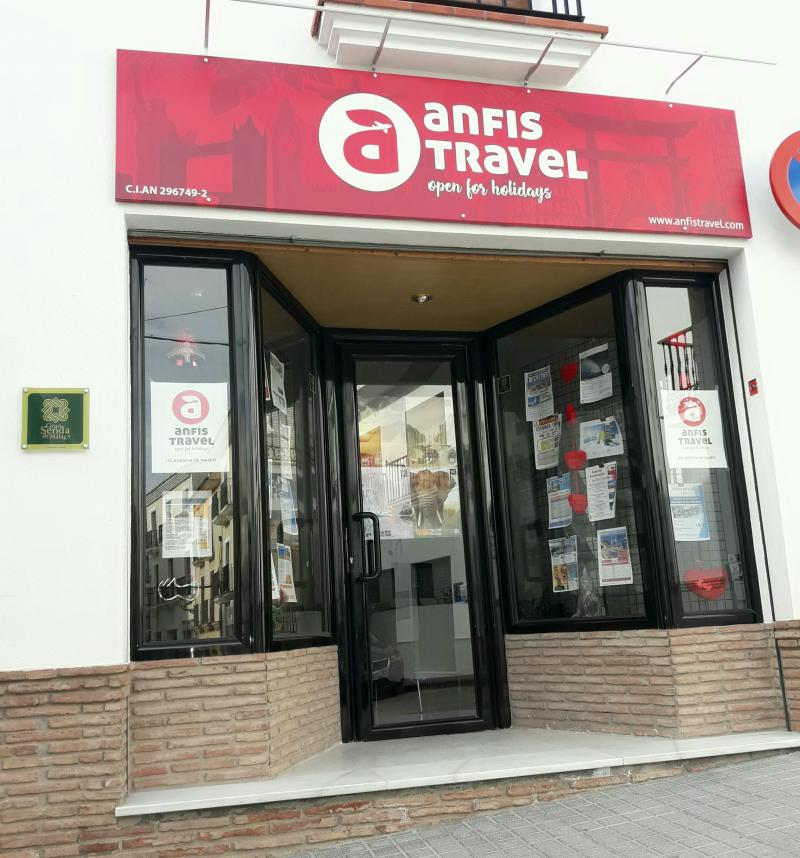Anfis travel