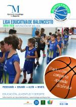 Liga educativa de baloncesto 1