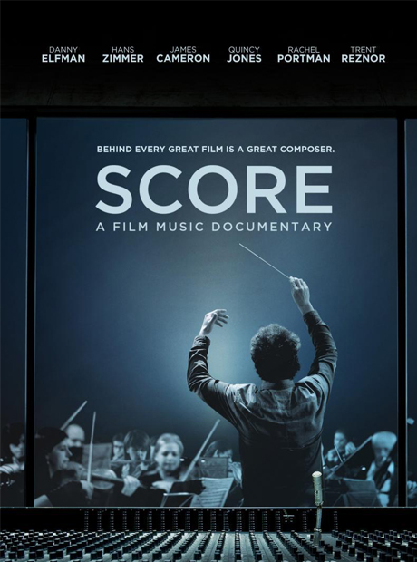 Documental SCORE 460X620
