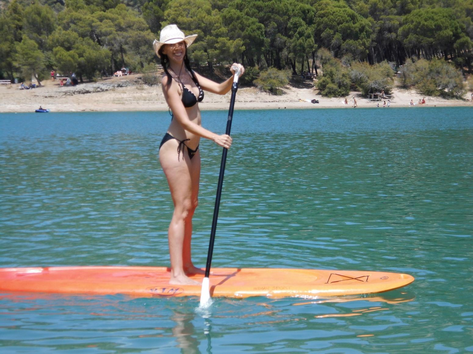 INDIAN SPORT Paddle Surf El Chorro