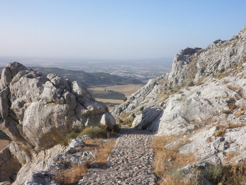 GR 249.4. Section Stage 2. Antequera - Valle de Abdalajís
