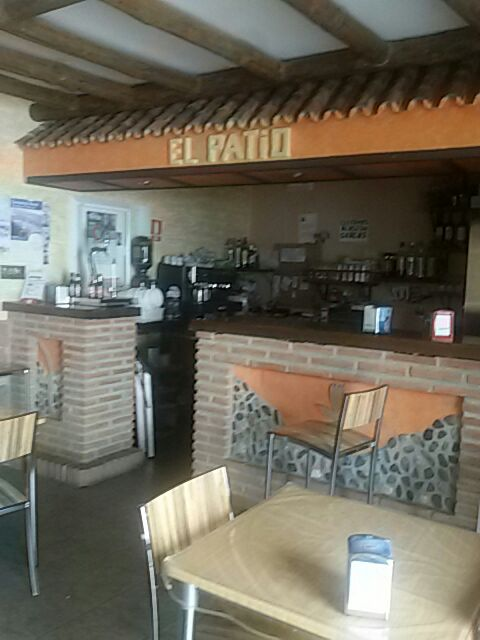 Bar El Patio (Genalguacil)