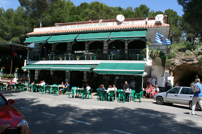 Restaurante El Kiosco (Ardales). Local0