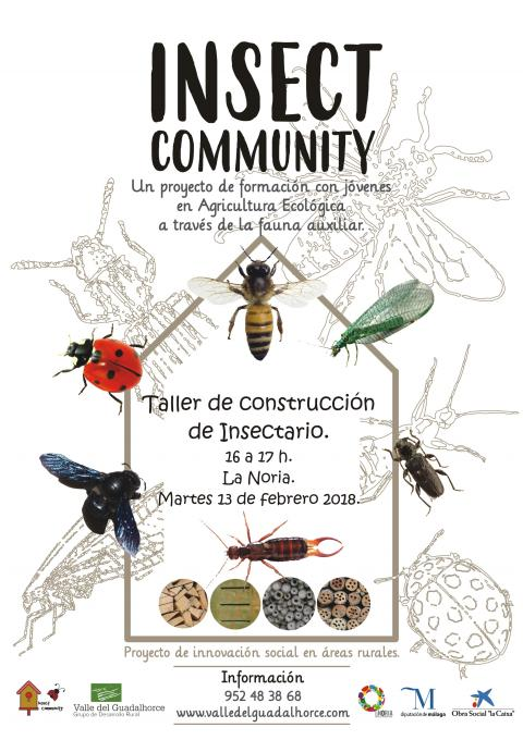 Taller Insect Community