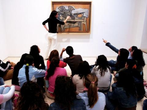 Talleres Museo Picasso