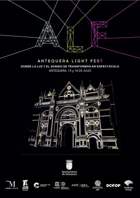 Antequera light fest 2018