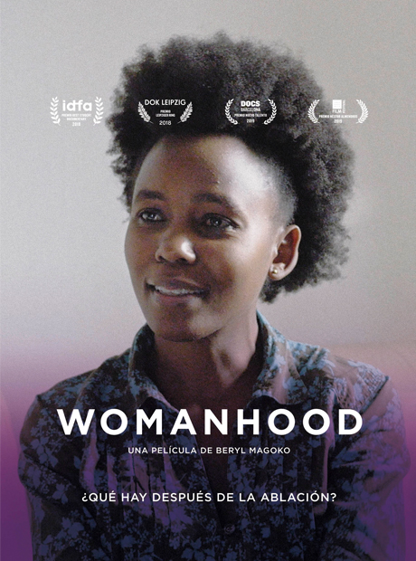 Imagen. Documental WOMANHOOD 460X620