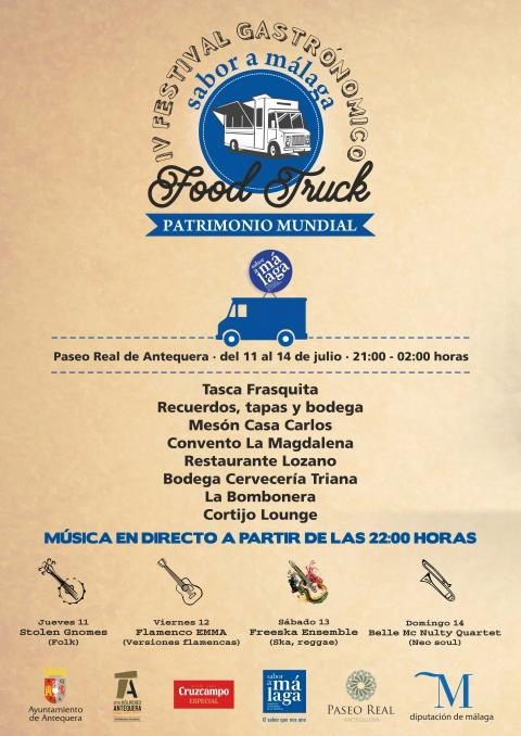 Food Truck 2019 cartel
