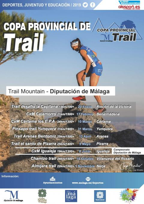 Cartel IV Copa Trail