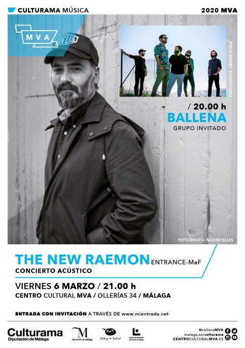 THE NEW RAEMON Y BALLENA, 6 MARZO