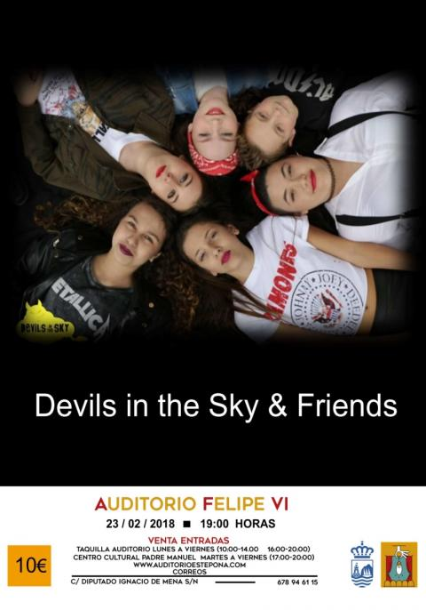 Devils In The Sky & Friends