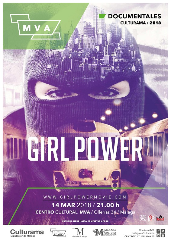 Imagen de Documental girl power