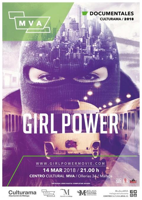 Documental girl power
