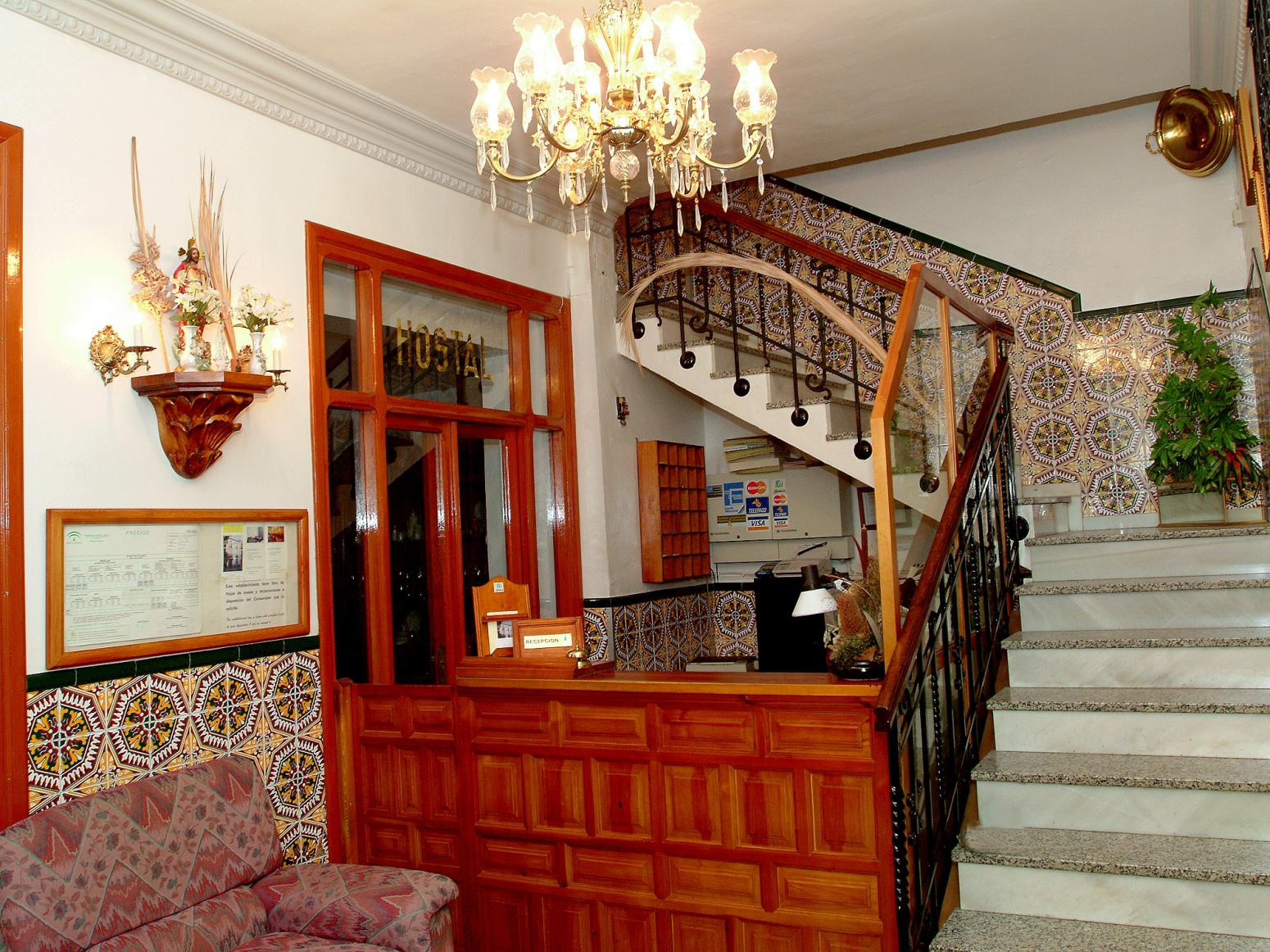 Hostal San Francisco (Campillos)