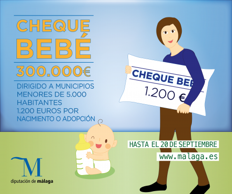 Cheque bebé Web