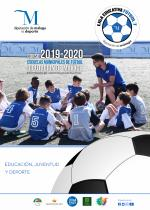 Cartel liga educativa futbol 7 201920