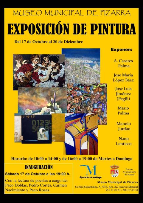 Cartel Expo Pizarra Oct2015