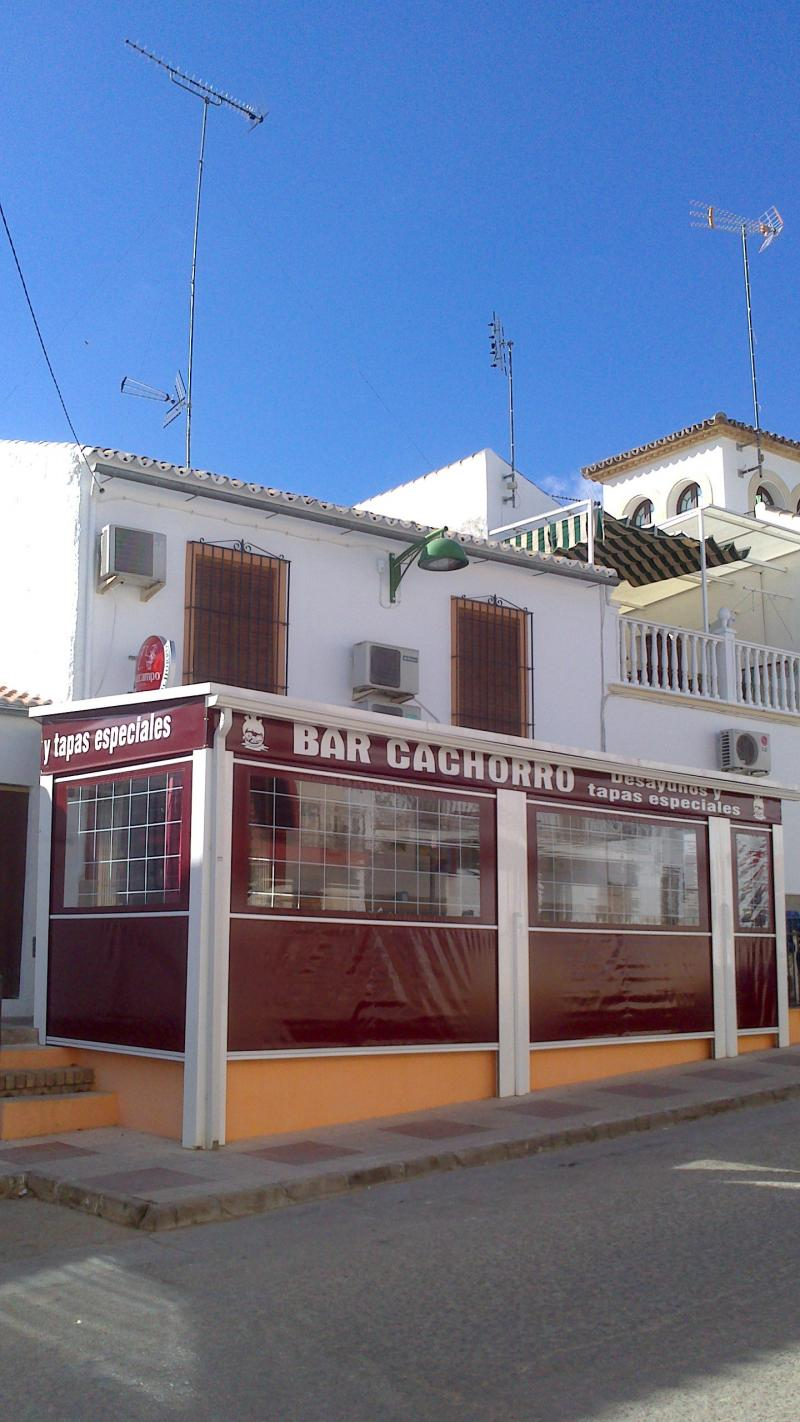Bar Cachorro. Villanueva de Algaidas