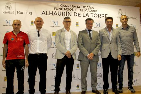Carrera solidaria Madrid-Alhaurín 2