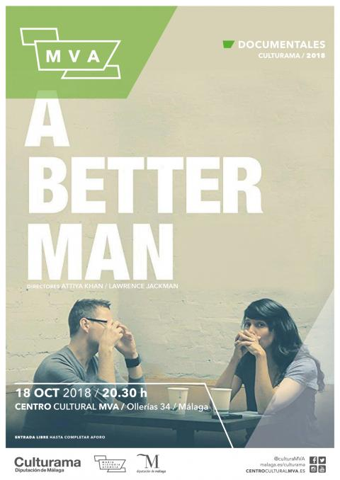 5.A BETTER MAN bajares
