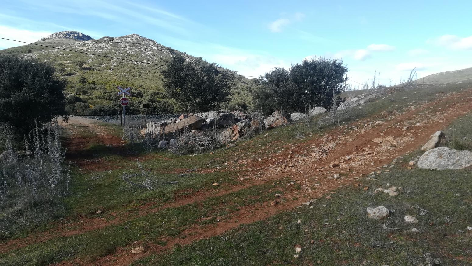 GR 249.5. Section Stage 3. Cañete La Real - Arriate