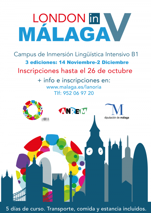London in Málaga