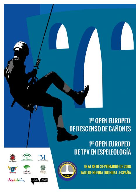 Cartel Open Europeo Ronda 2016