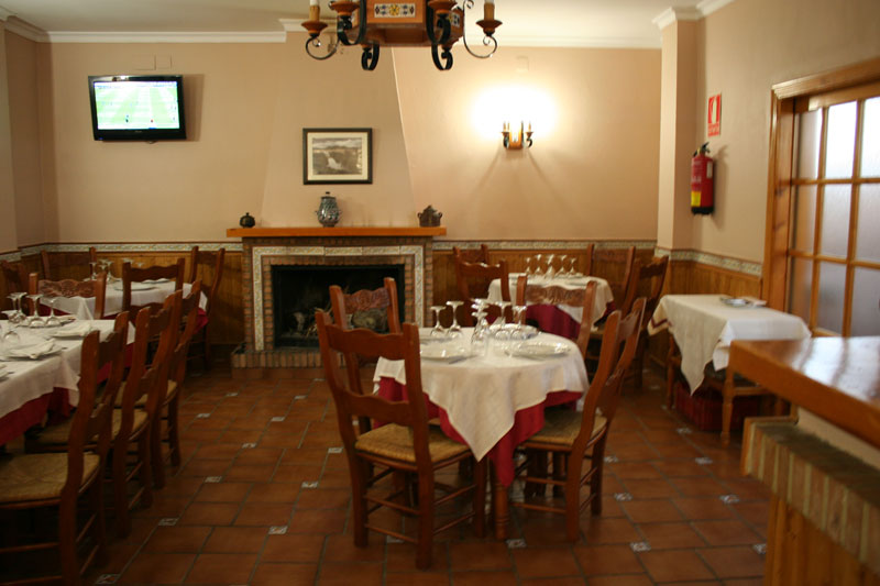 Restaurante El Kiosco (Ardales). Local2