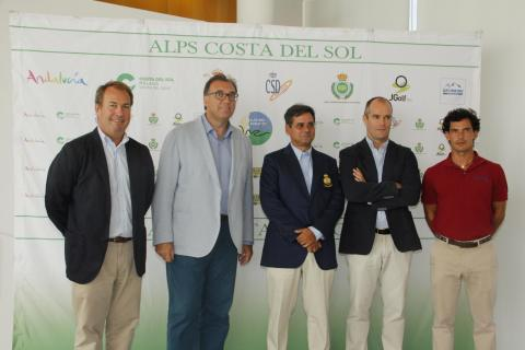 Torneo Golf Alps, Costa del Sol 1