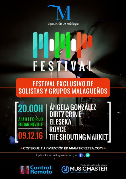 Cartel Festival Malaga Music Project