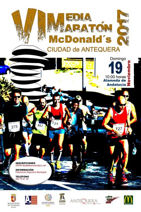 Medio Maratón McDonald´s 2017 (Copy)