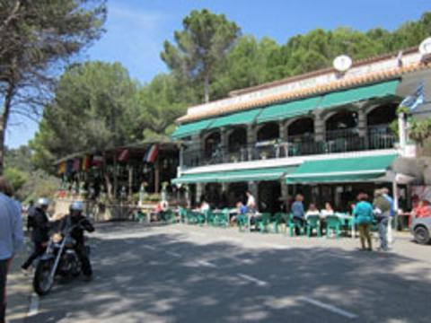 Restaurante El Kiosco (Ardales). Local5