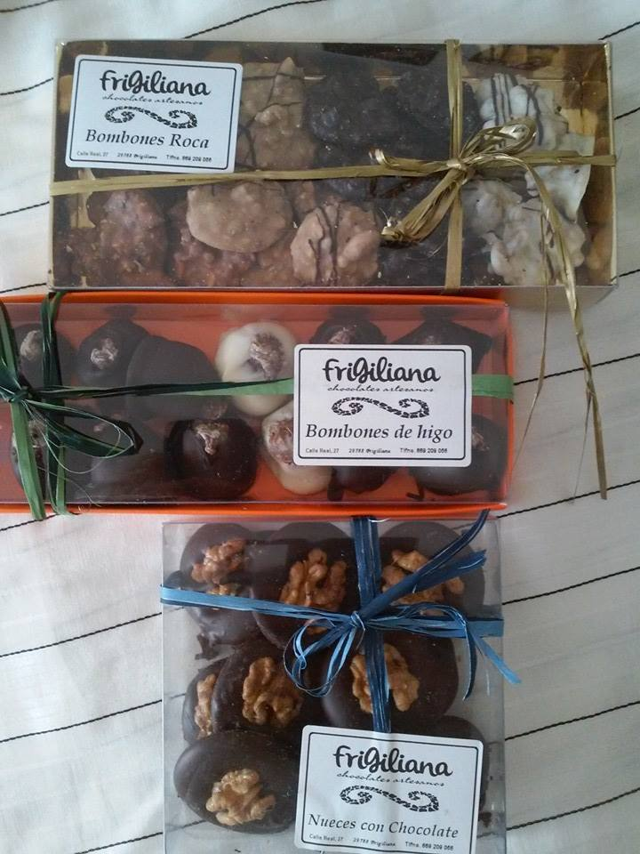 Frigiliana Chocolates Artesanos