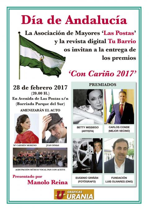CARTEL 2017 Laspostas