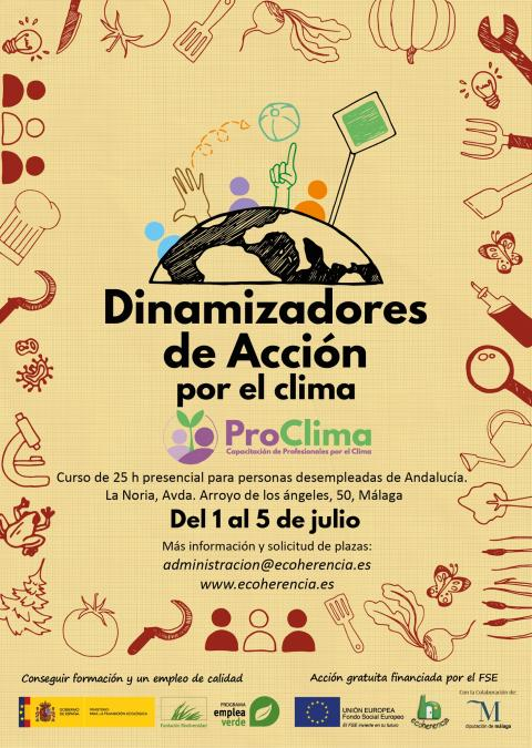 Cartel ProClima julio