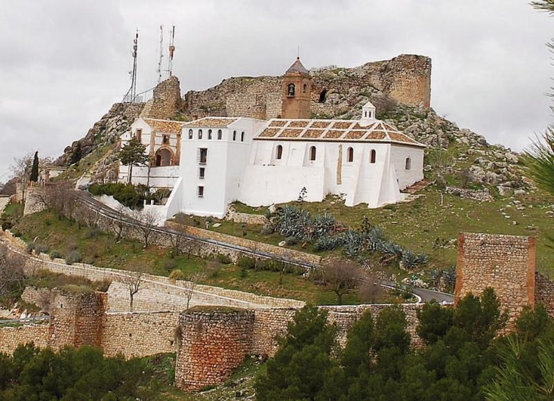 Casillo de Archidona or Archidona castle