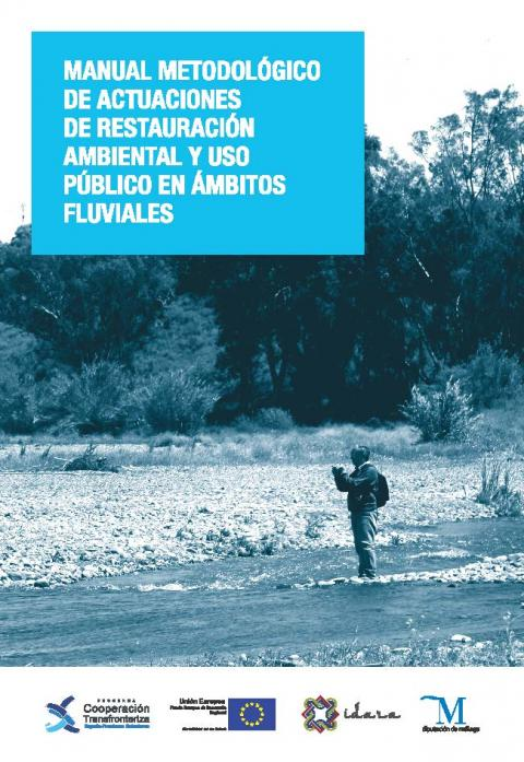 Portada Manual de restauraci�n ambiental en ambitos fluviales