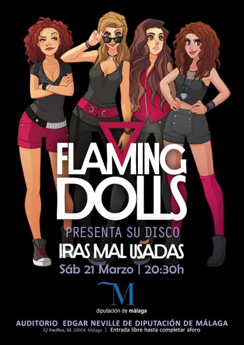 Cartel Flaming Dolls