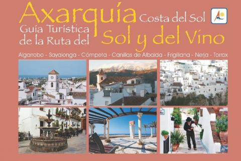 Ruta del Sol y del Vino (Axarquía - Costa del Sol) - Portada