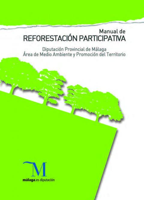Portada Manual de Reforestación