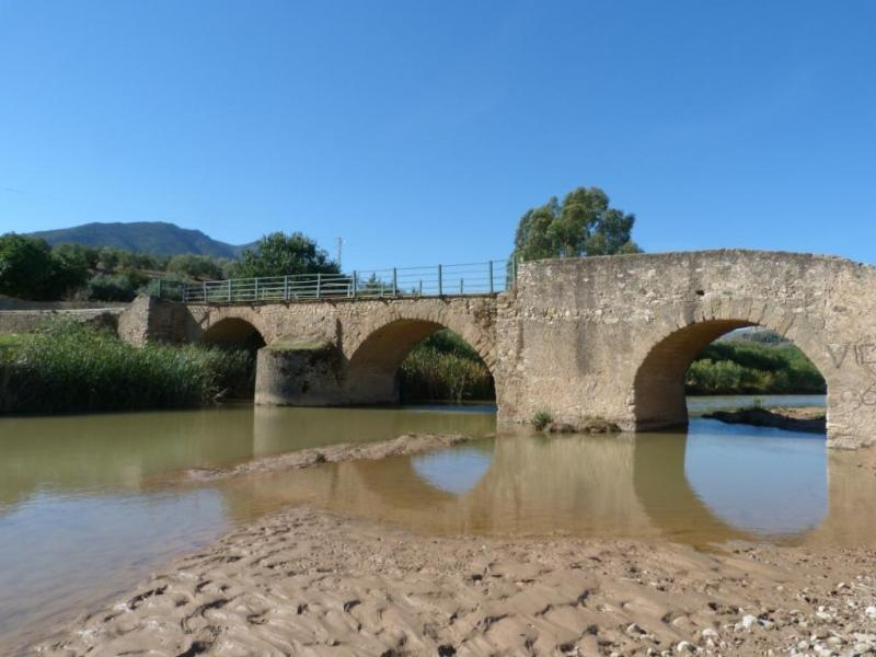 GR 249. Stage 22: Ardales - El Burgo - Great M�laga Path
