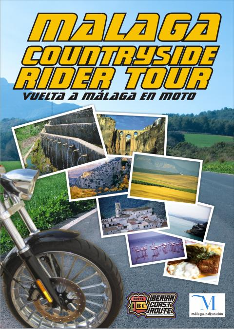 Malaga Countryside Rider Tour. P�ster