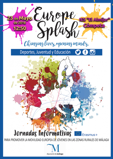 Europe Splash Cómpeta