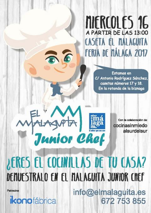 Malaguita Junior Chef