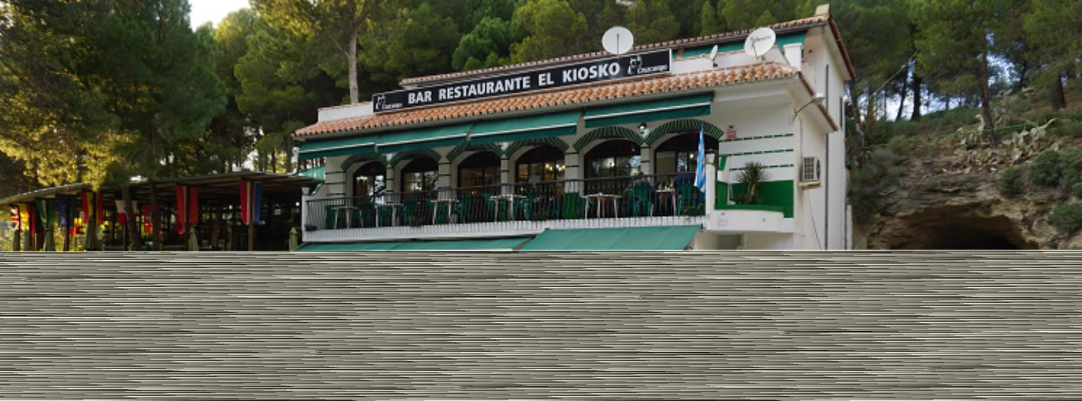 Restaurante El Kiosco (Ardales). Local8